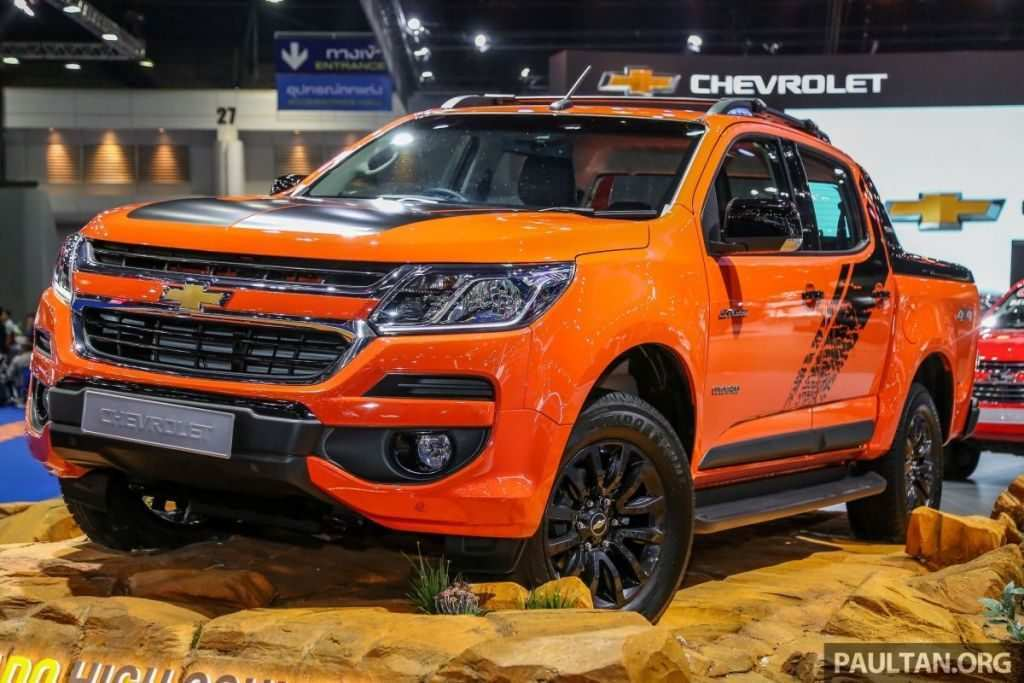 77 A 2019 Chevy Colorado Going Launched Soon Performance