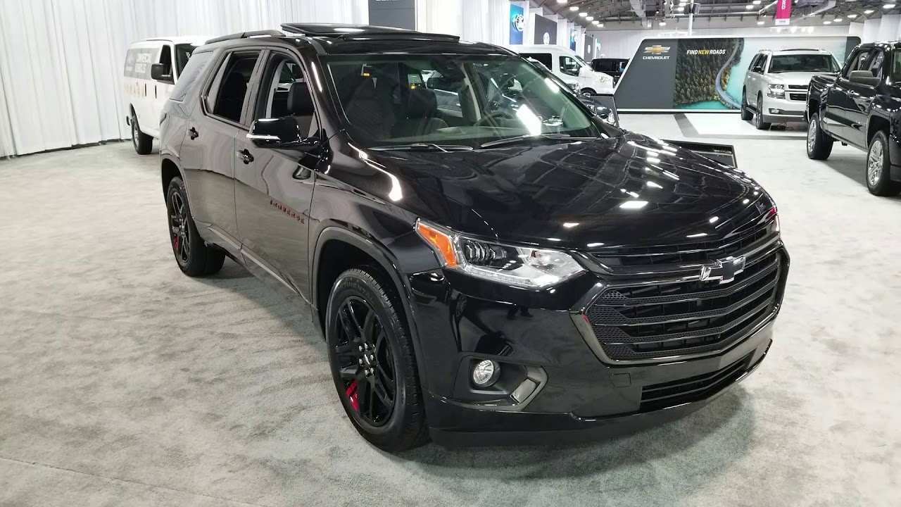 77 A 2019 Chevy Traverse Ratings
