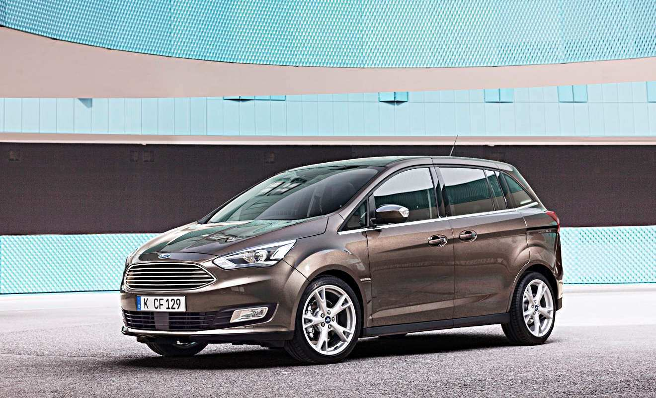 77 A 2019 Ford C Max First Drive