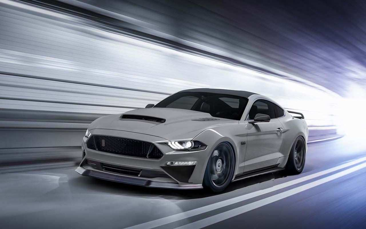 77 A 2019 Ford Mustang Gt500 History