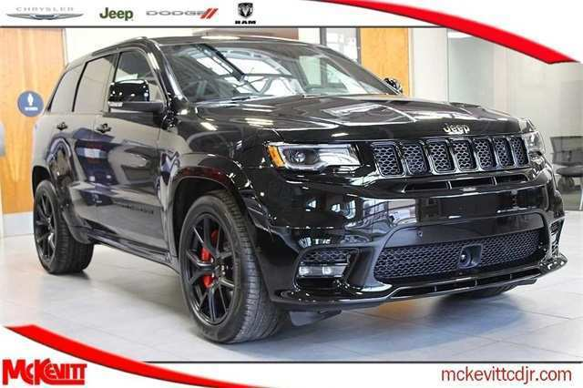 77 A 2019 Jeep Grand Cherokee Srt8 Overview