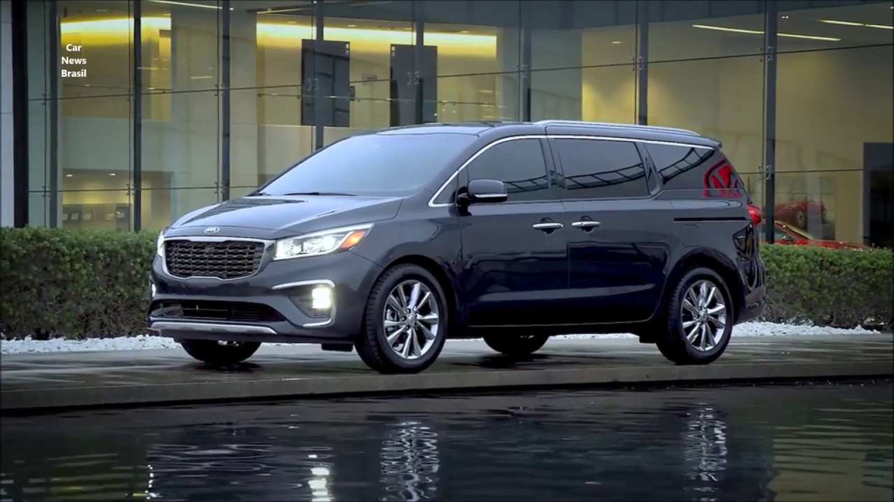 77 A 2019 Kia Carnival Release Date And Concept