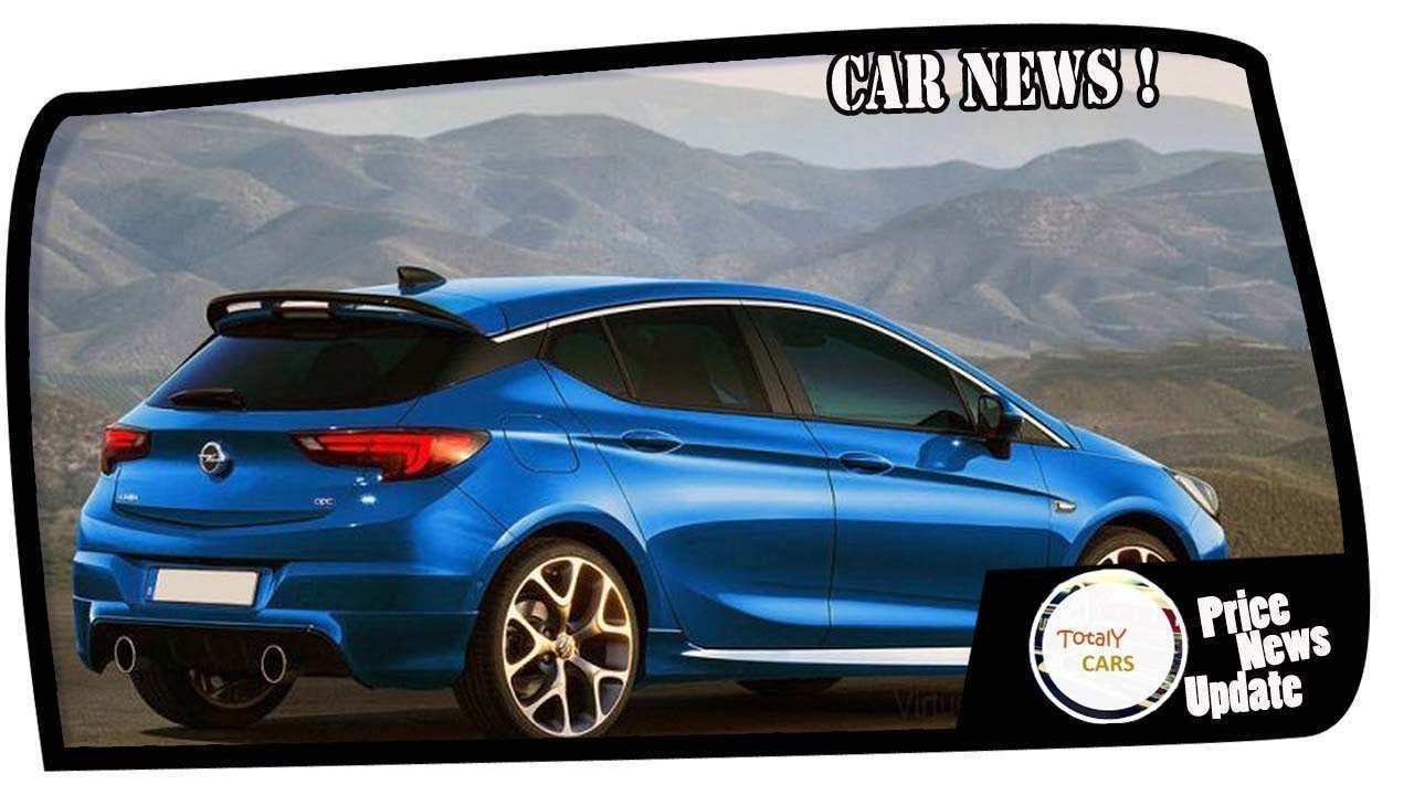 77 A 2019 New Opel Astra Performance And New Engine