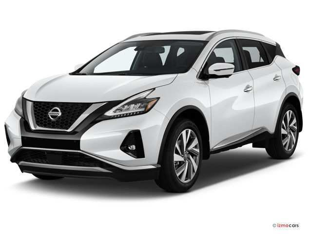 77 A 2019 Nissan Murano Spy Shoot