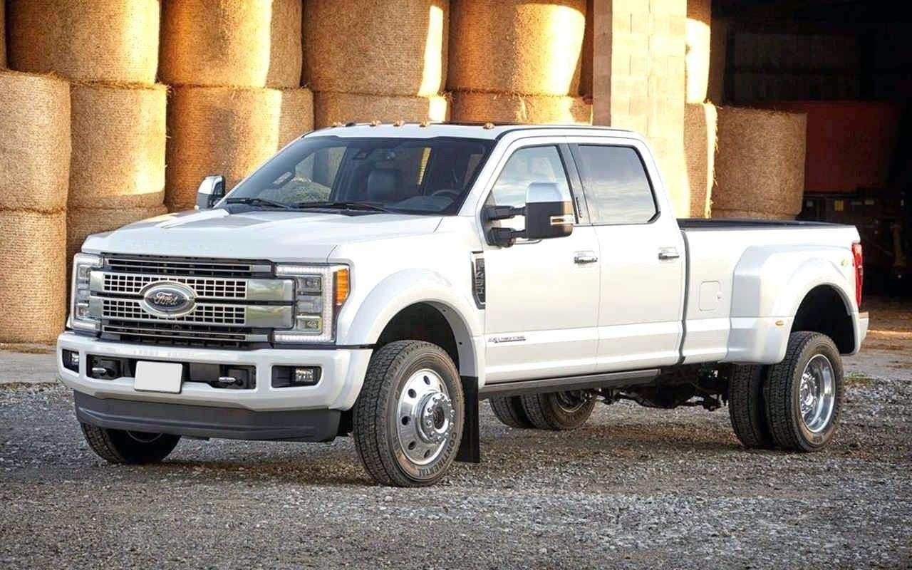 77 A 2019 Spy Shots Ford F350 Diesel New Concept