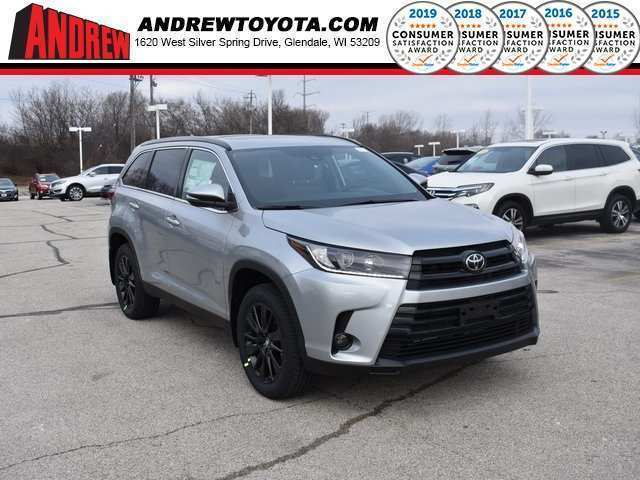 77 A 2019 Toyota Highlander Engine