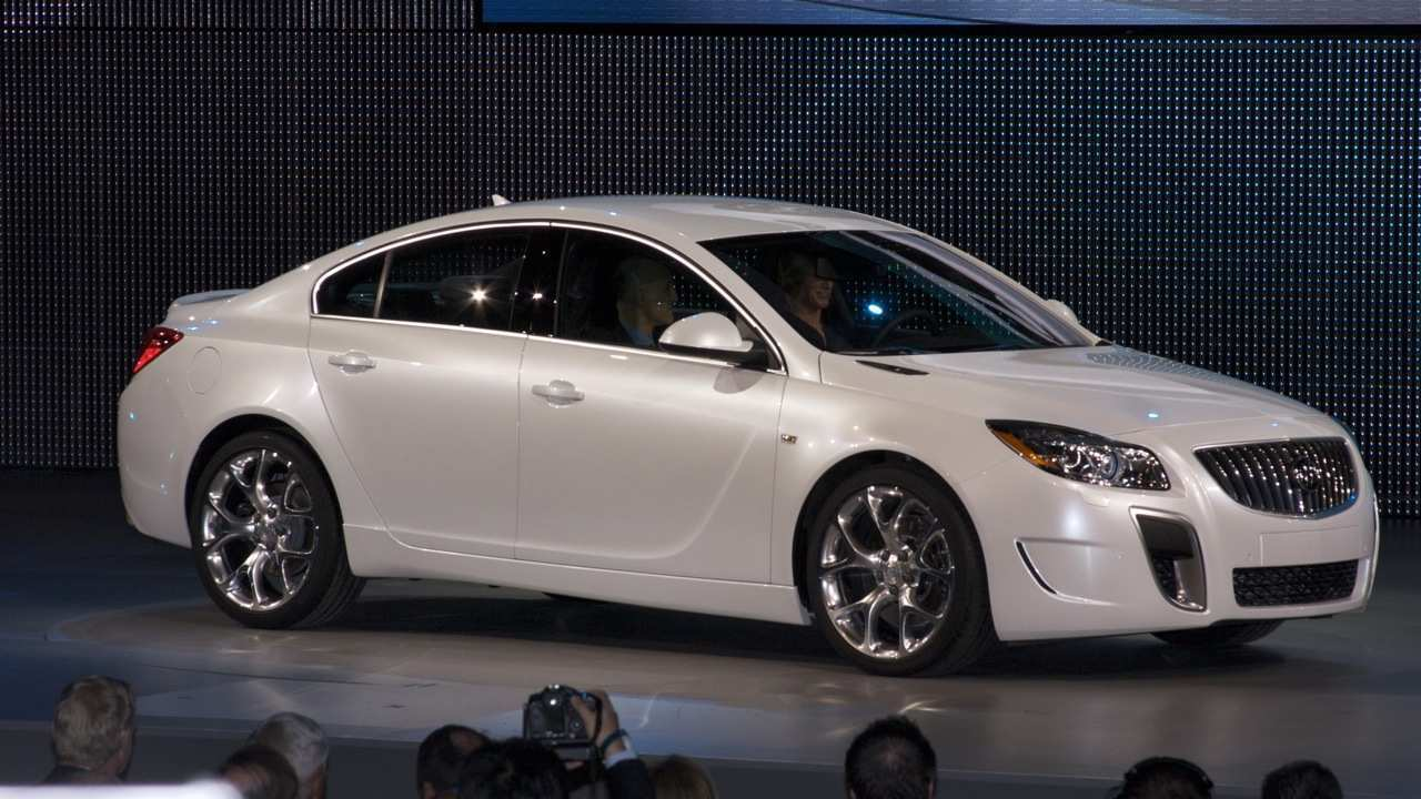 77 A 2020 Buick Regal Gs Coupe Photos