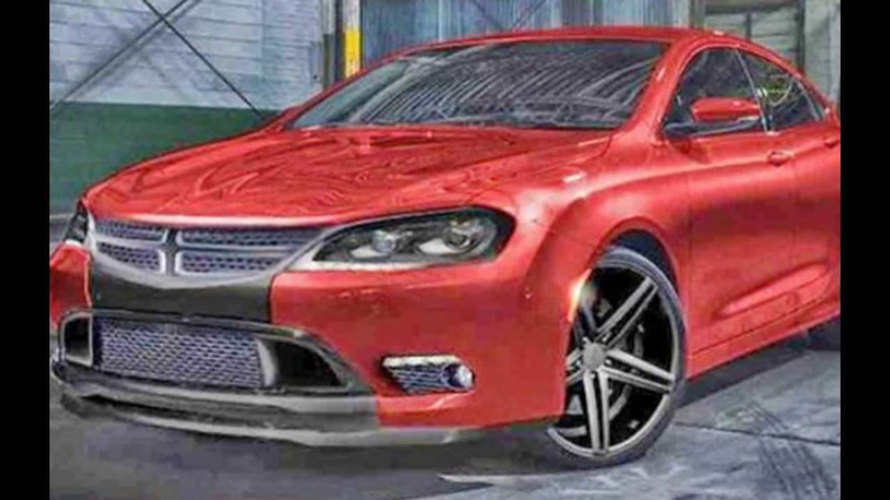 77 A 2020 Dodge Avenger Srt Picture