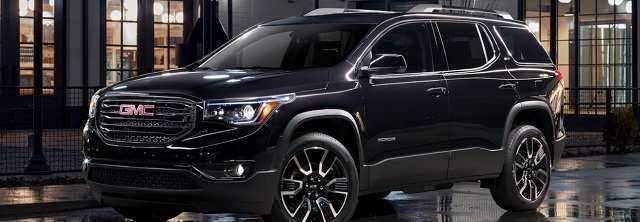 77 A 2020 GMC Acadia Spesification