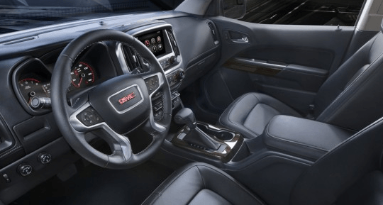 77 A 2020 Gmc Canyon Diesel First Drive
