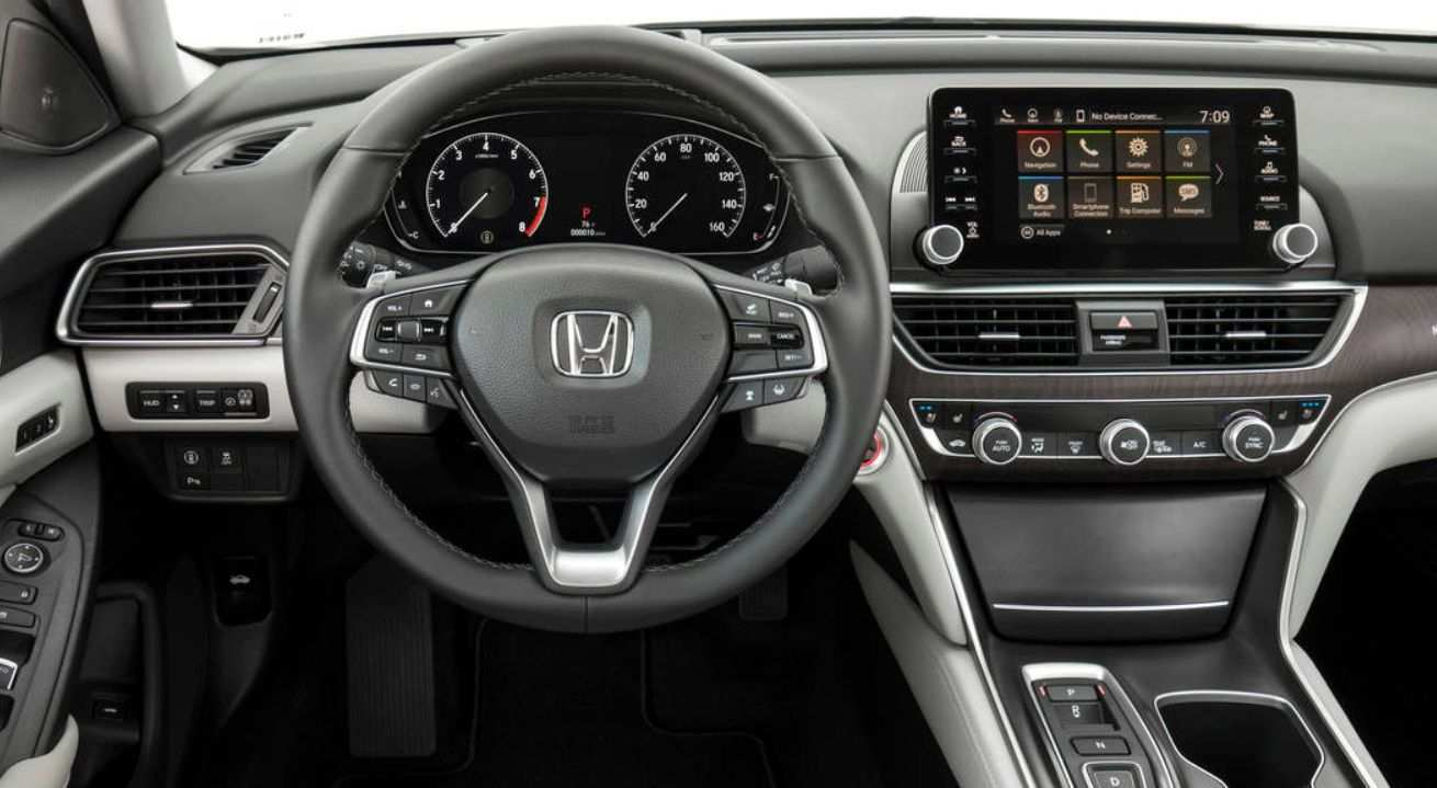 77 A 2020 Honda Accord Spy Shoot