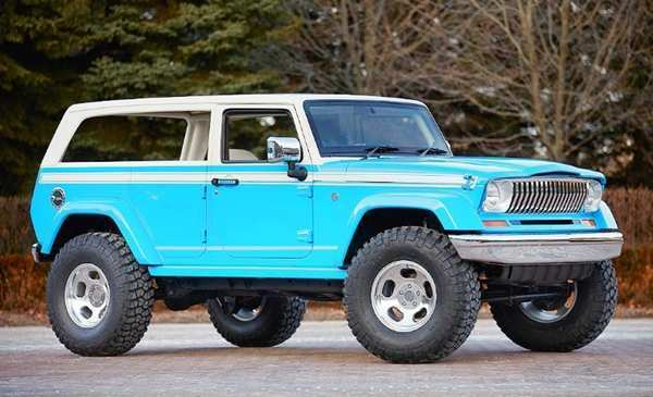 77 A 2020 Jeep Wagoneer Picture