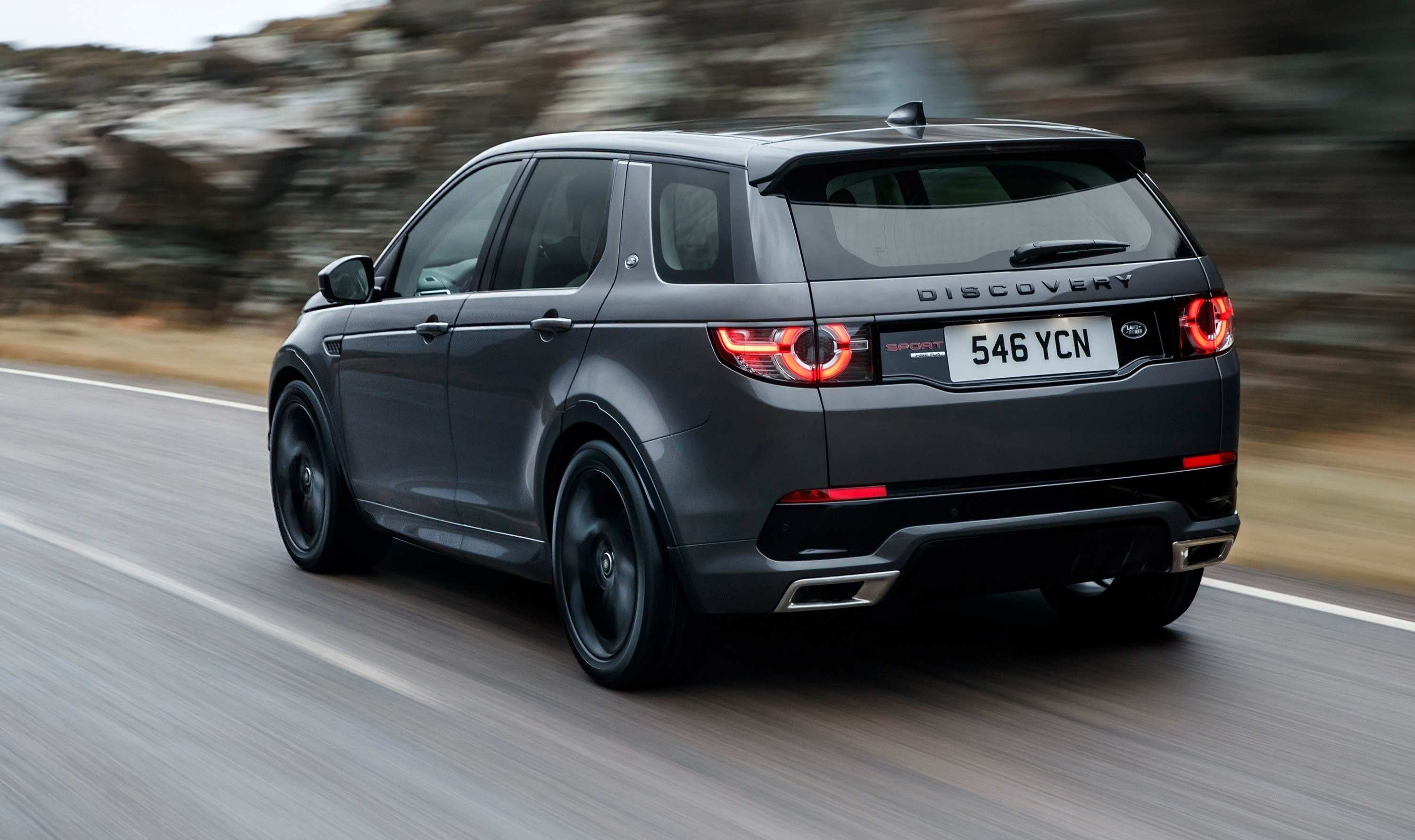 77 A 2020 Land Rover Discovery Pictures