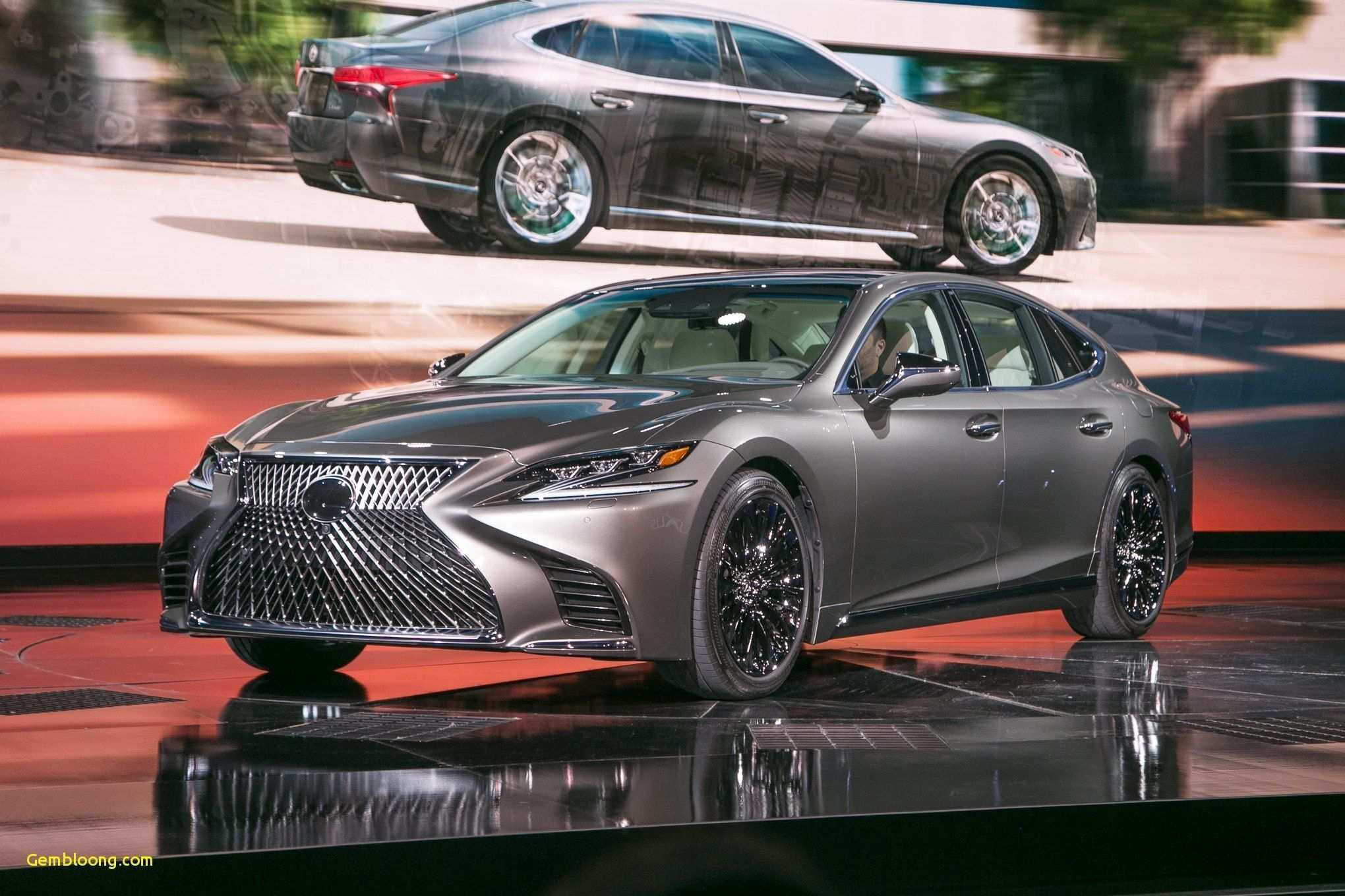 77 A 2020 Lexus Ls 460 Concept And Review