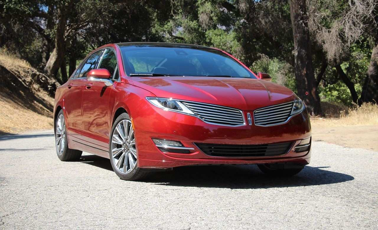 77 A 2020 Lincoln MKZ Hybrid Redesign And Review