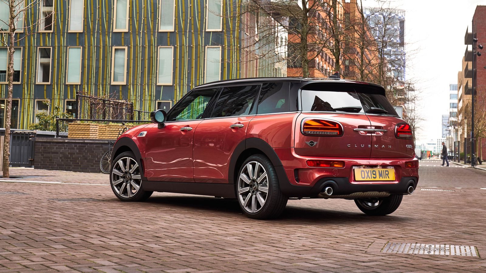 77 A 2020 Mini Cooper Clubman Ratings