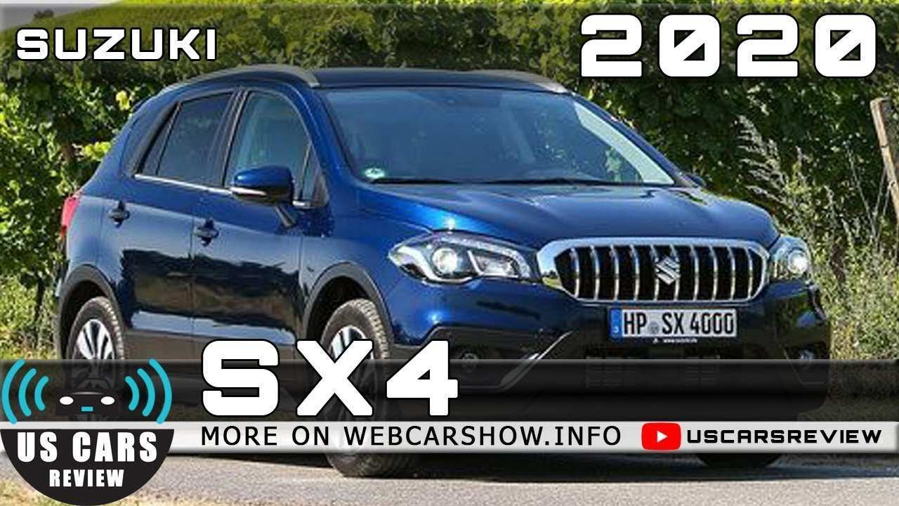 77 A 2020 Suzuki Sx4 Ratings