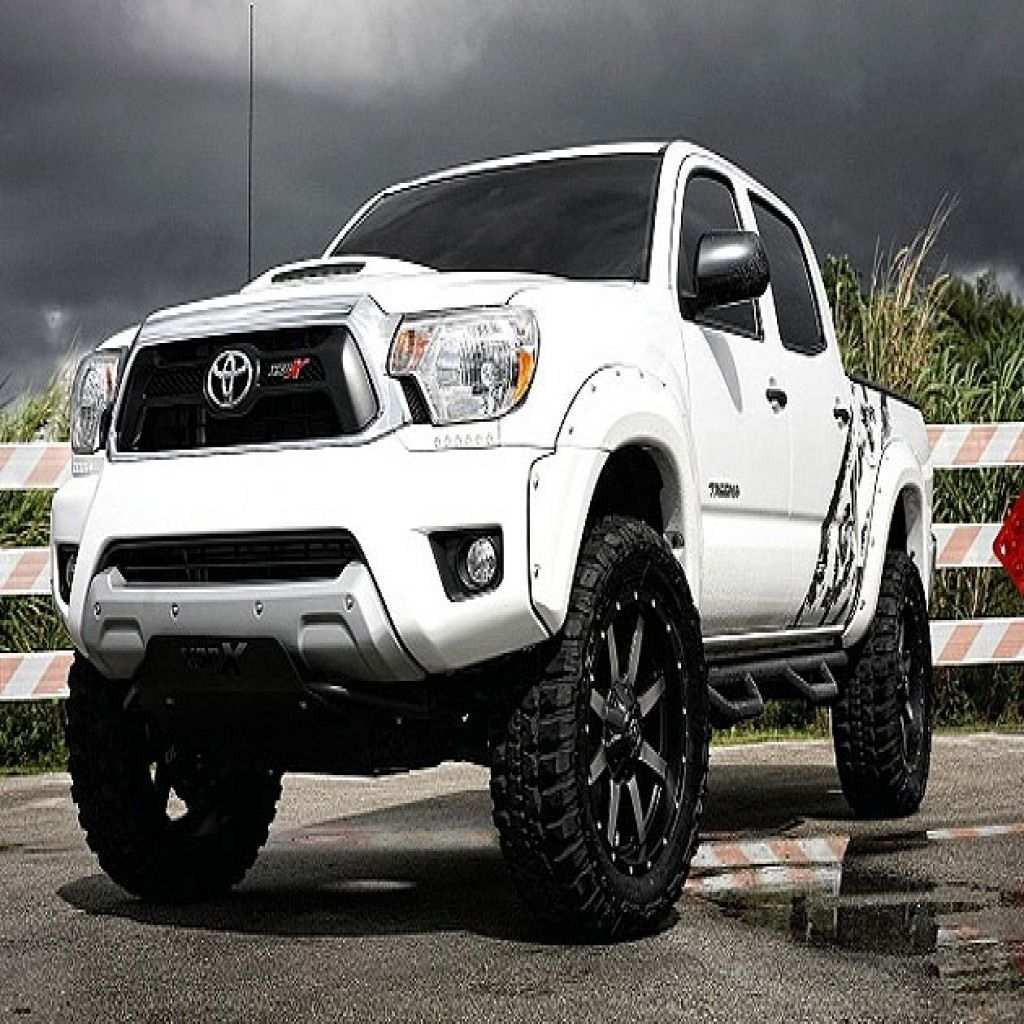 77 A 2020 Toyota Tacoma Diesel Exterior And Interior