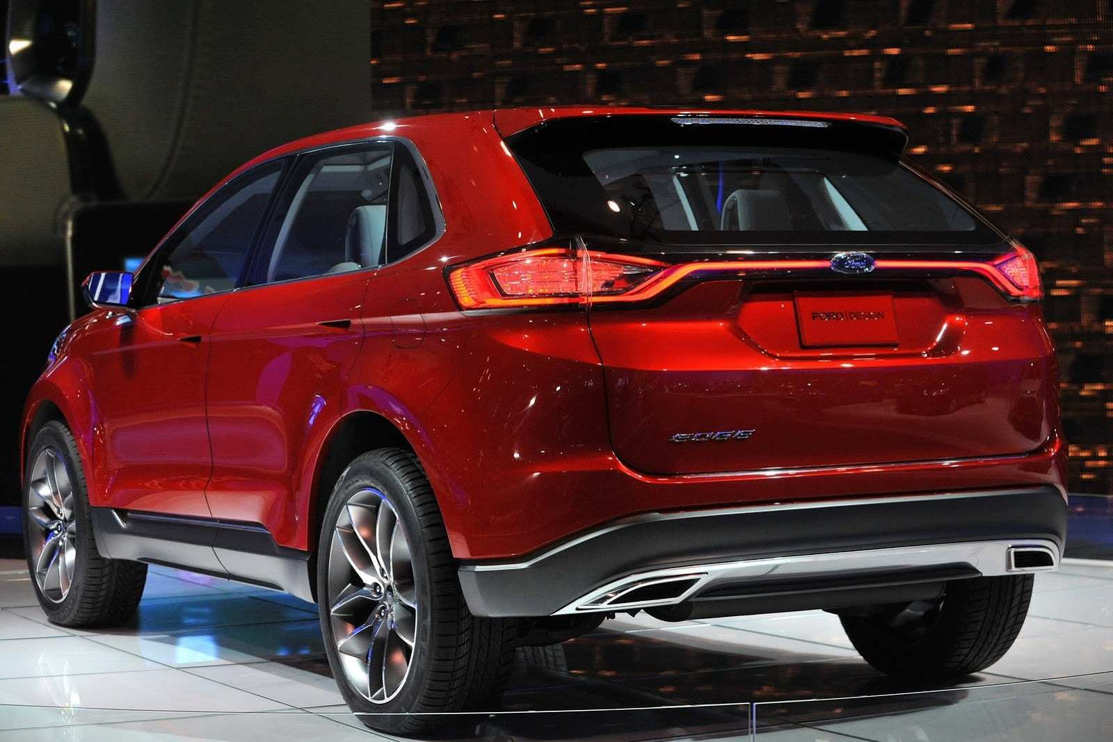 77 A Ford Edge New Design Price And Release Date