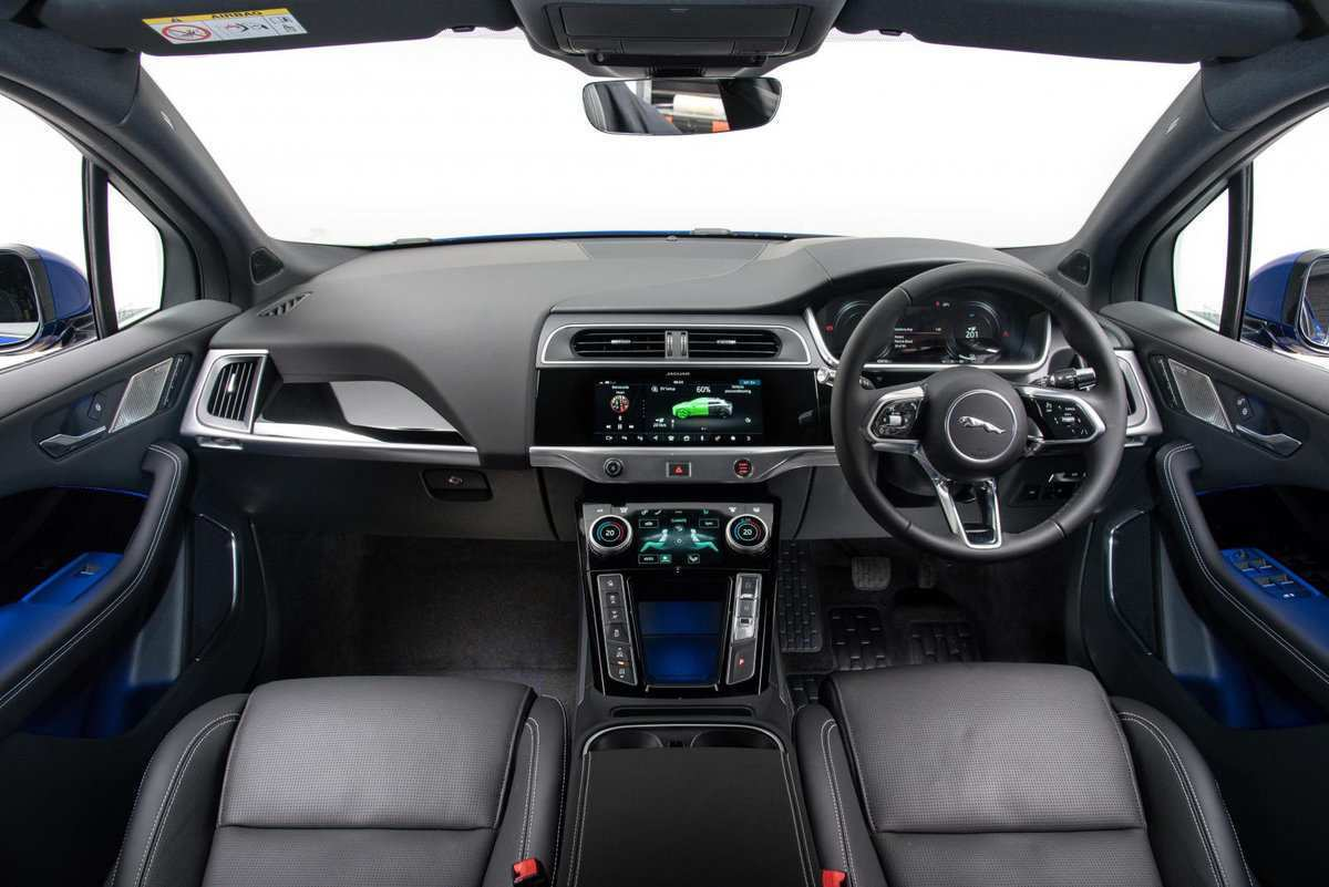 77 A Jaguar F Pace 2019 Interior Performance
