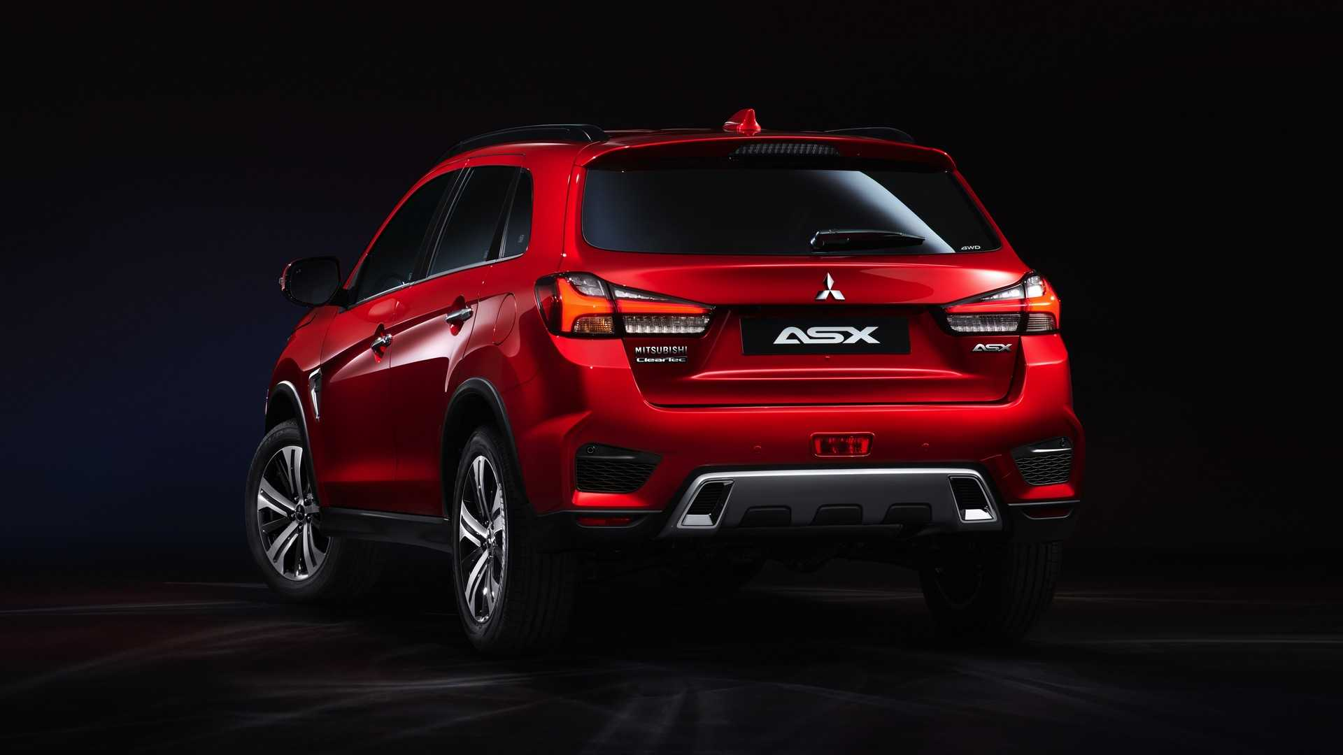 77 A Mitsubishi Asx 2020 Brasil Redesign And Review