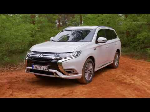 77 A Mitsubishi Outlander Plug In Hybrid 2020 Engine