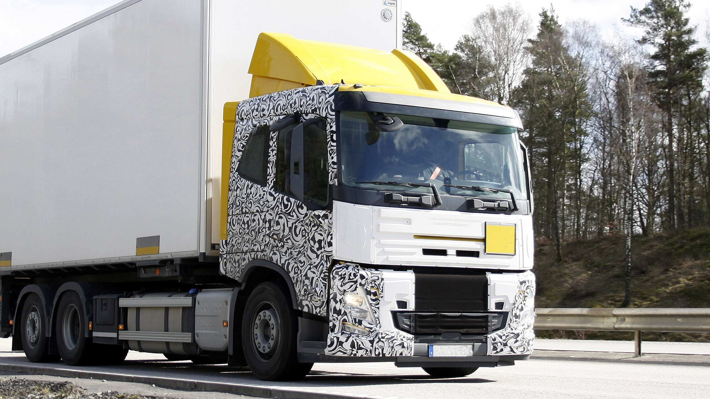 77 A Volvo Lastbil 2020 New Model And Performance