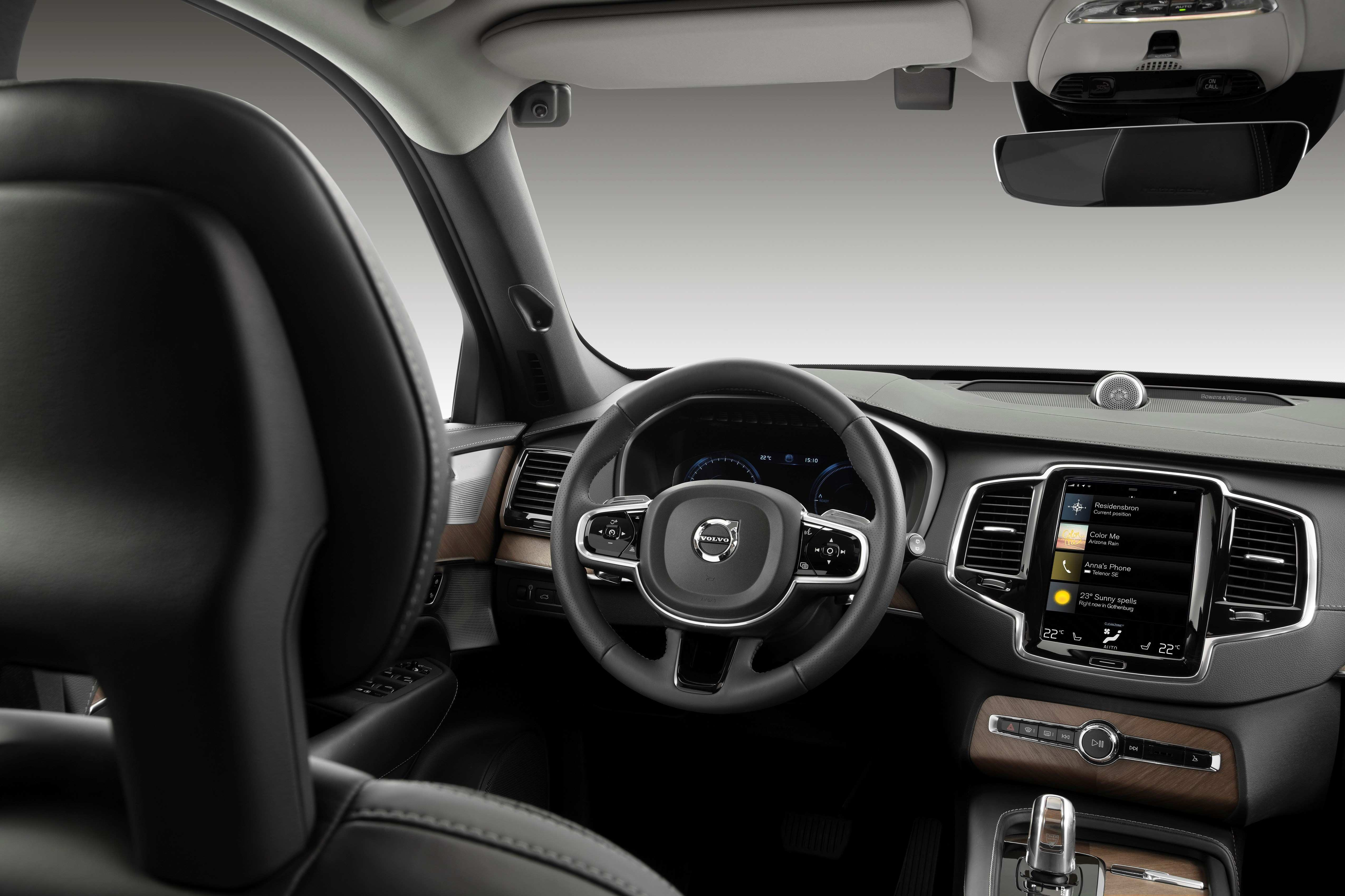 77 A Volvo S Safety Goal No Deaths By 2020 Picture