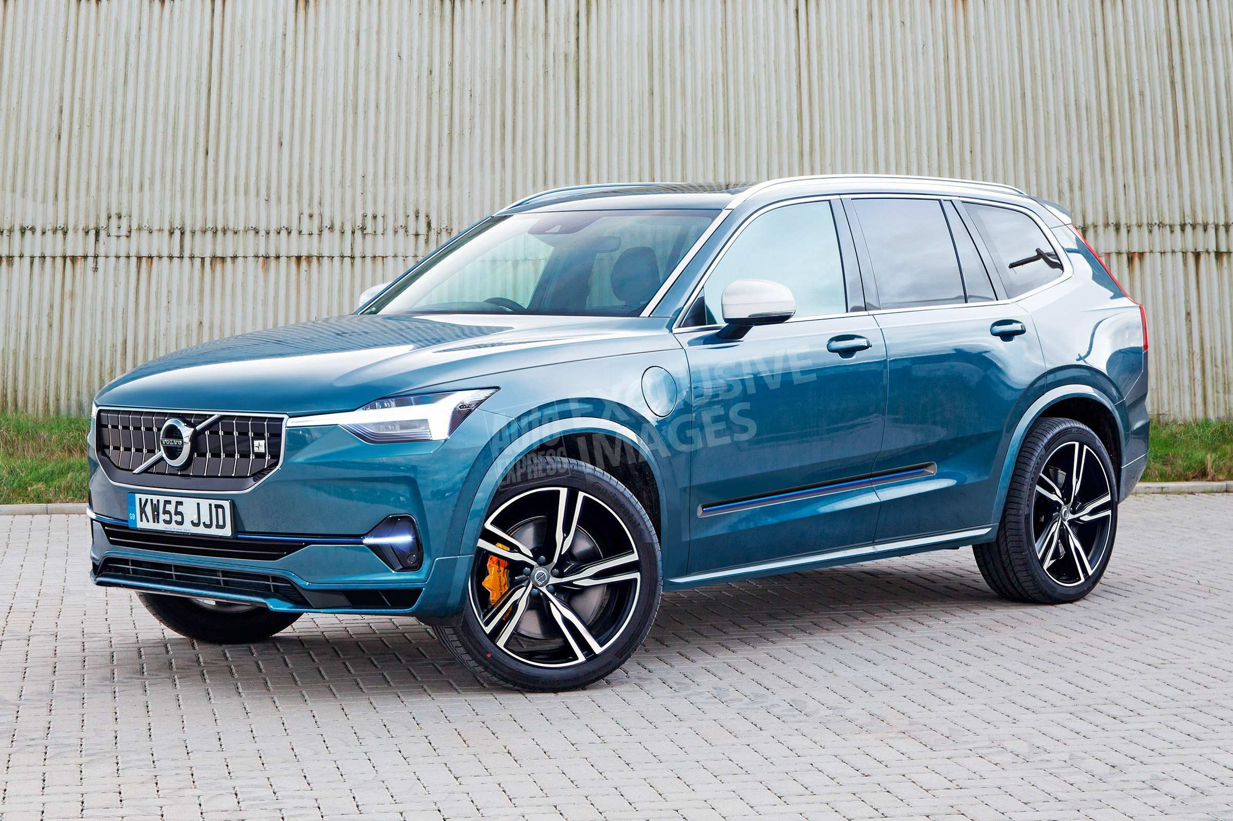 77 A Volvo Xc90 2020 Update Concept
