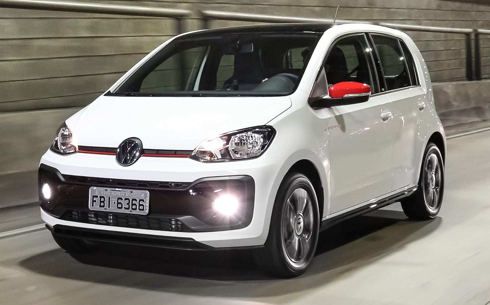 77 A Vw Up Pepper 2019 Release Date And Concept