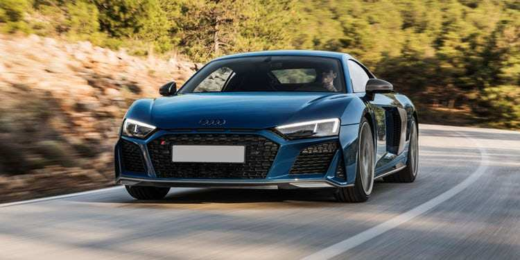 77 All New 2019 Audi R8 V10 Spyder First Drive