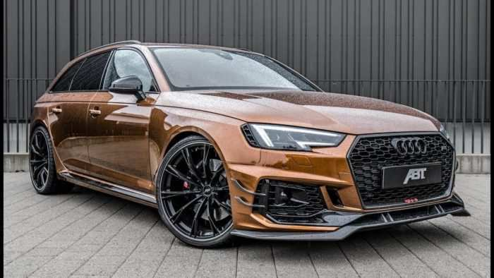 77 All New 2019 Audi Rs4 Concept And Review