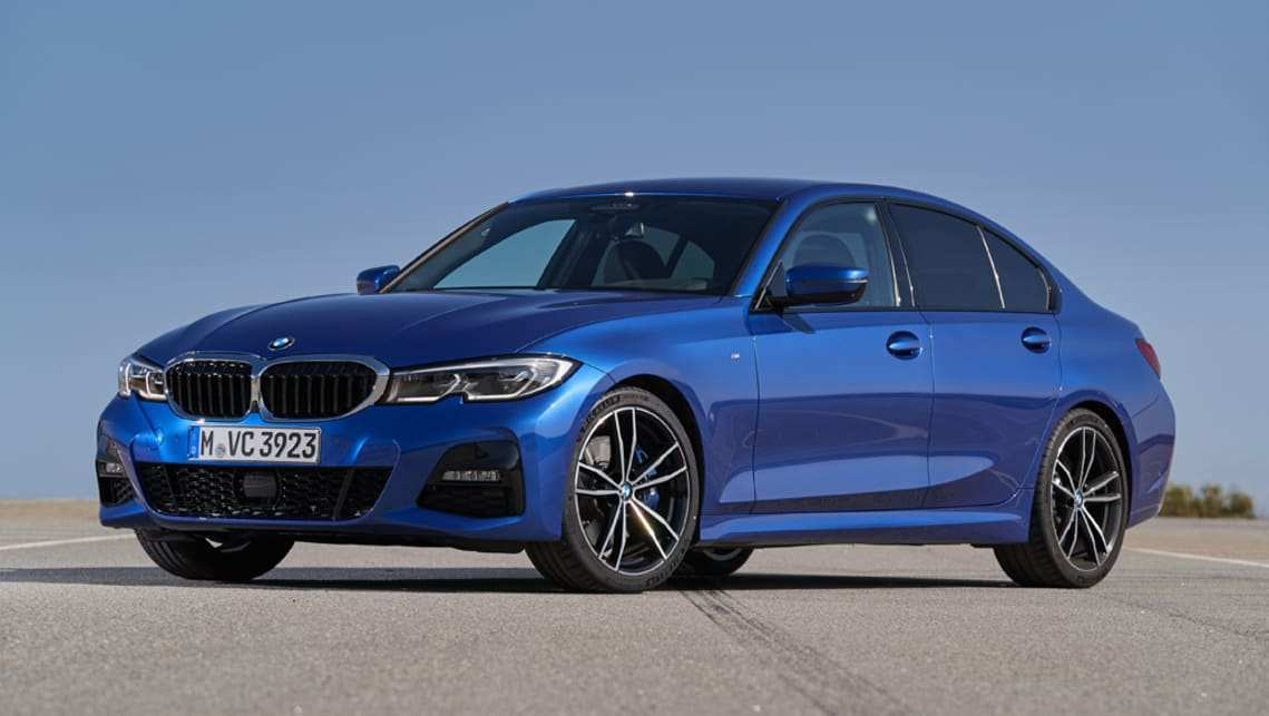 77 All New 2019 BMW 3 Series Picture