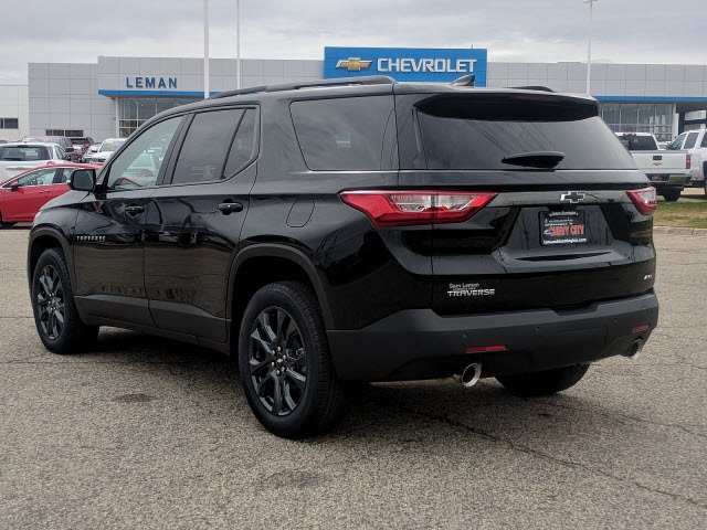 77 All New 2019 Chevy Traverse Images