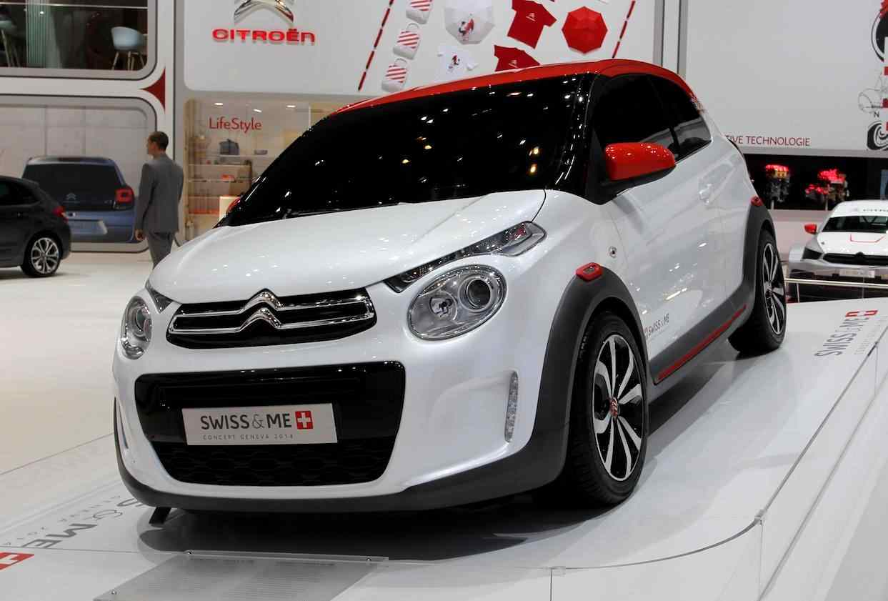77 All New 2019 Citroen C1 Redesign