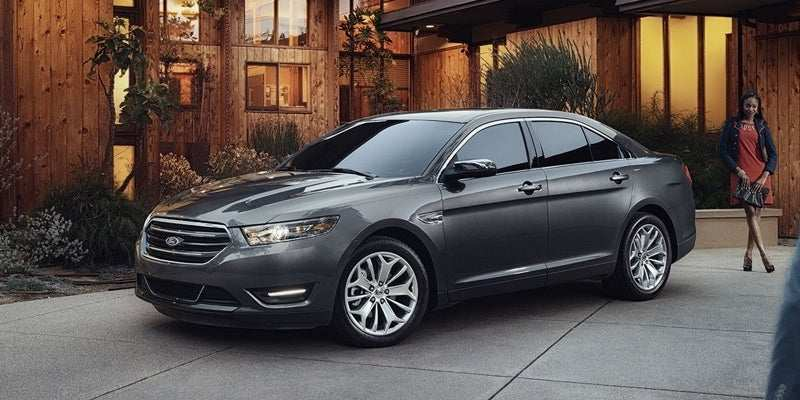 77 All New 2019 Ford Taurus Interior