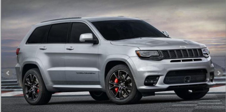 77 All New 2019 Grand Cherokee Srt Hellcat New Concept