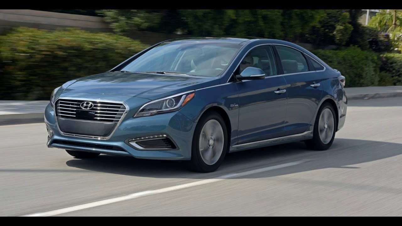 77 All New 2019 Hyundai Sonata Hybrid Prices