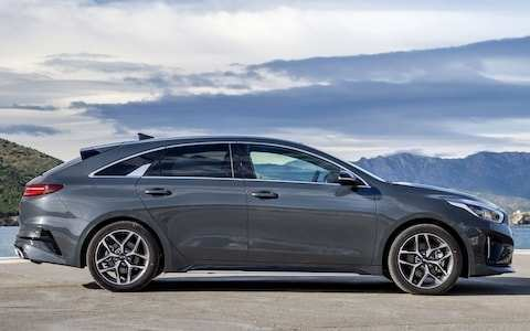 77 All New 2019 Kia Gt Coupe Exterior