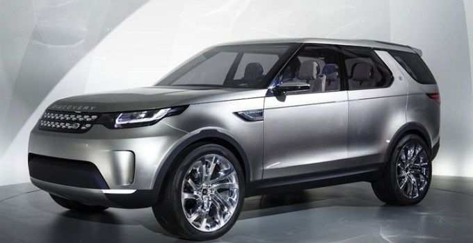 77 All New 2019 Land Rover LR4 Engine