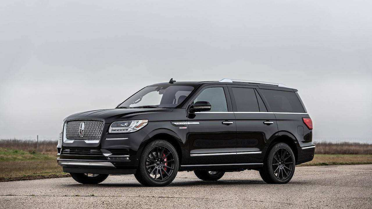 77 All New 2019 Lincoln Navigator Spy Shoot
