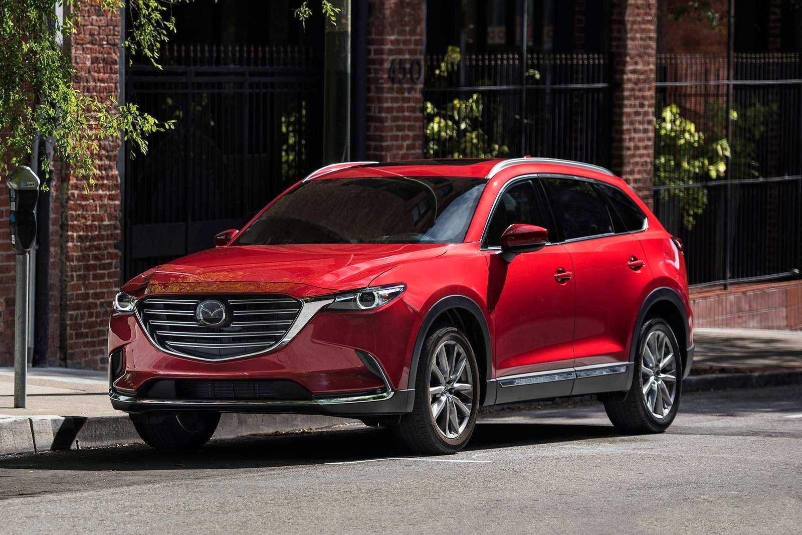 77 All New 2019 Mazda CX 9 Engine
