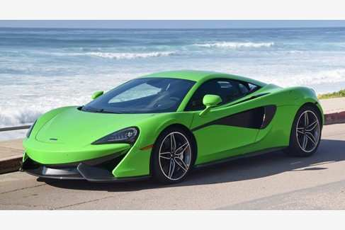 77 All New 2019 McLaren 570S Coupe New Model And Performance