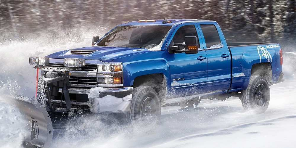 77 All New 2019 Silverado Hd Redesign And Concept