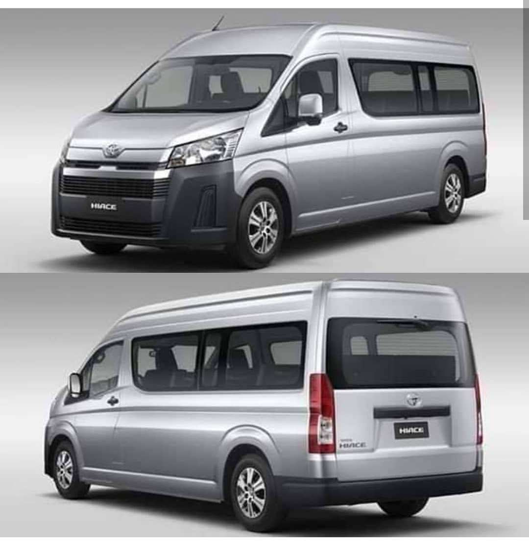 77 All New 2019 Toyota Hiace Speed Test