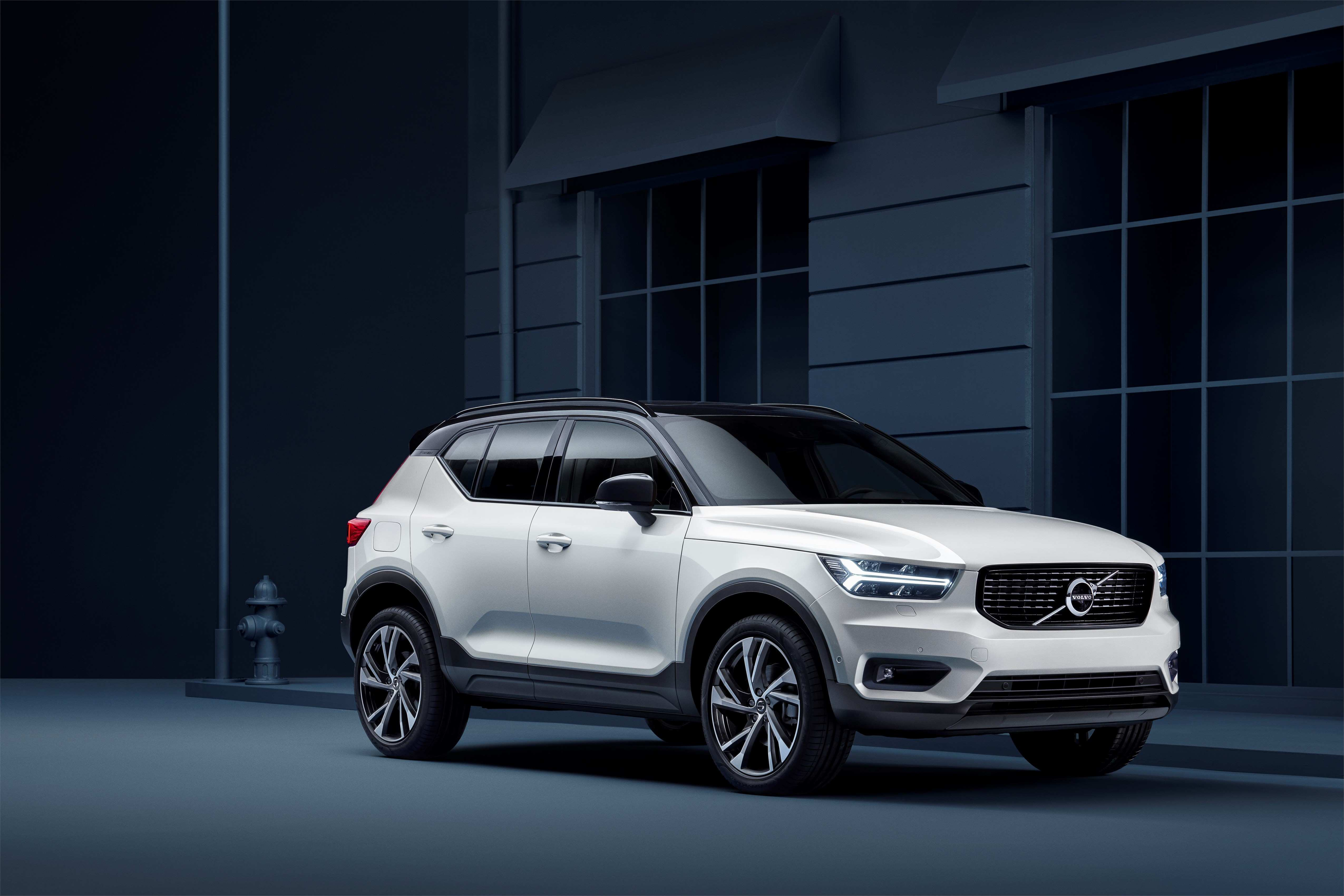 77 All New 2019 Volvo Xc40 Gas Mileage Concept