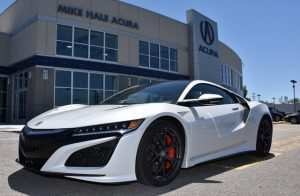 77 All New 2020 Acura Nsx Type R Engine