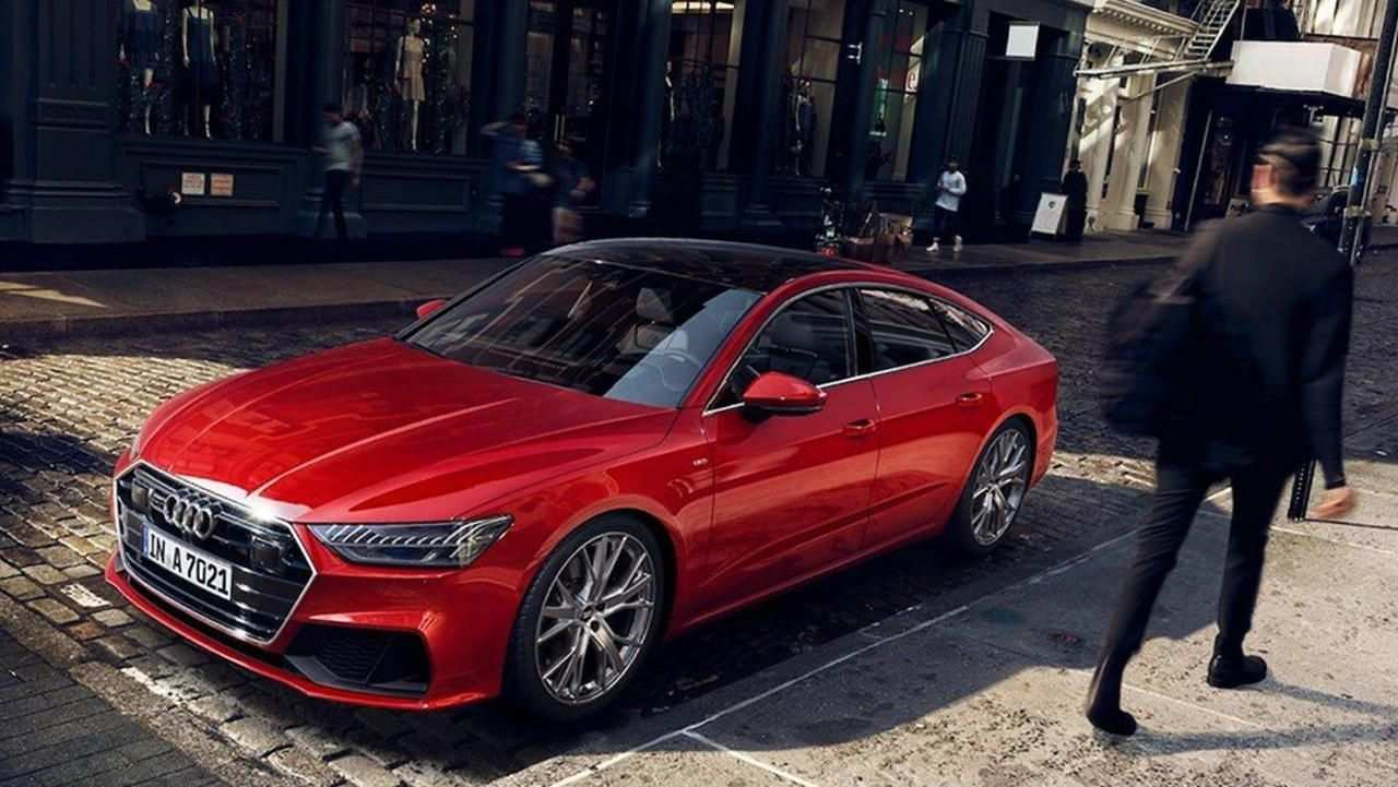 77 All New 2020 Audi A7 Colors Images