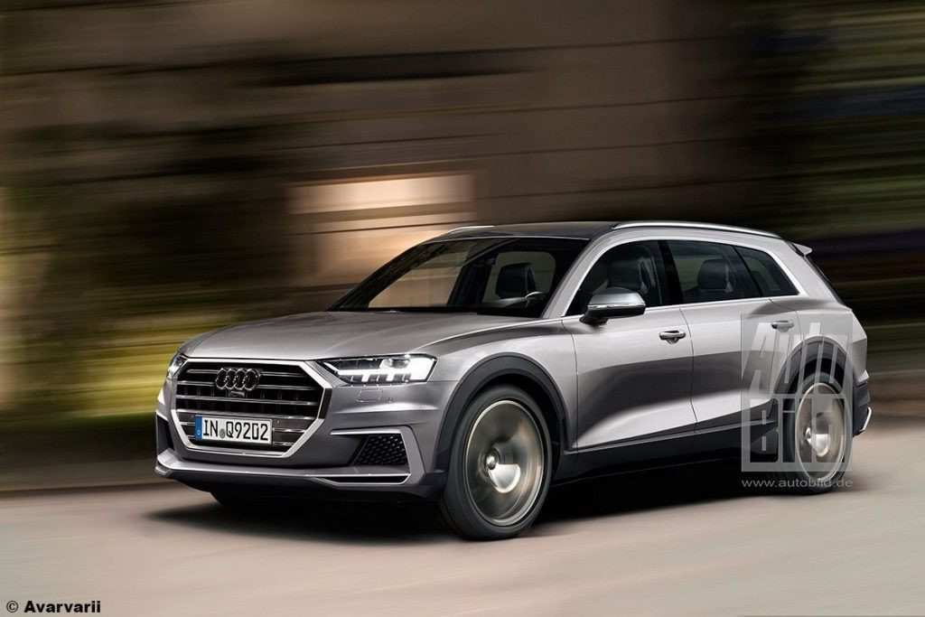 77 All New 2020 Audi Allroad New Model And Performance