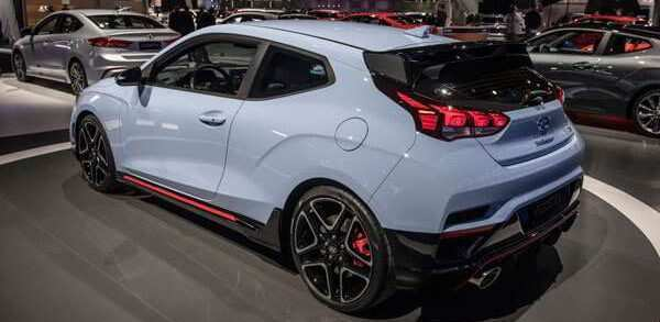77 All New 2020 Hyundai Veloster Pricing